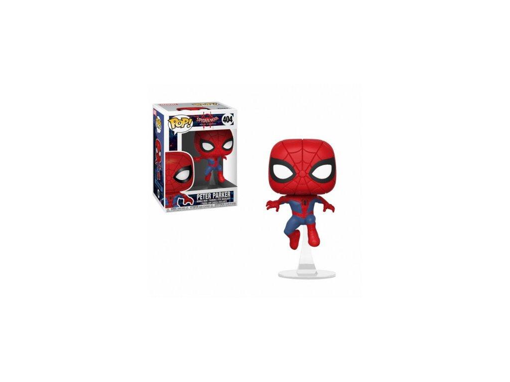 Spider-Man Funko figurka - Peter Parker - Bobble-head