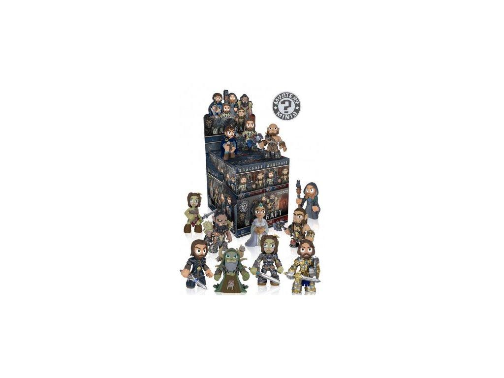 Warcraft Mystery mini figurka - Série 4