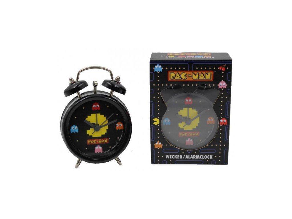 Pac-Man budík