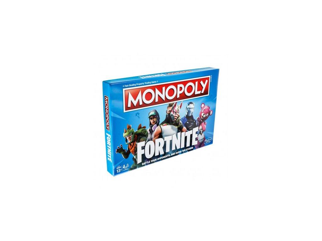 Fortnite Monopoly desková hra - anglicky