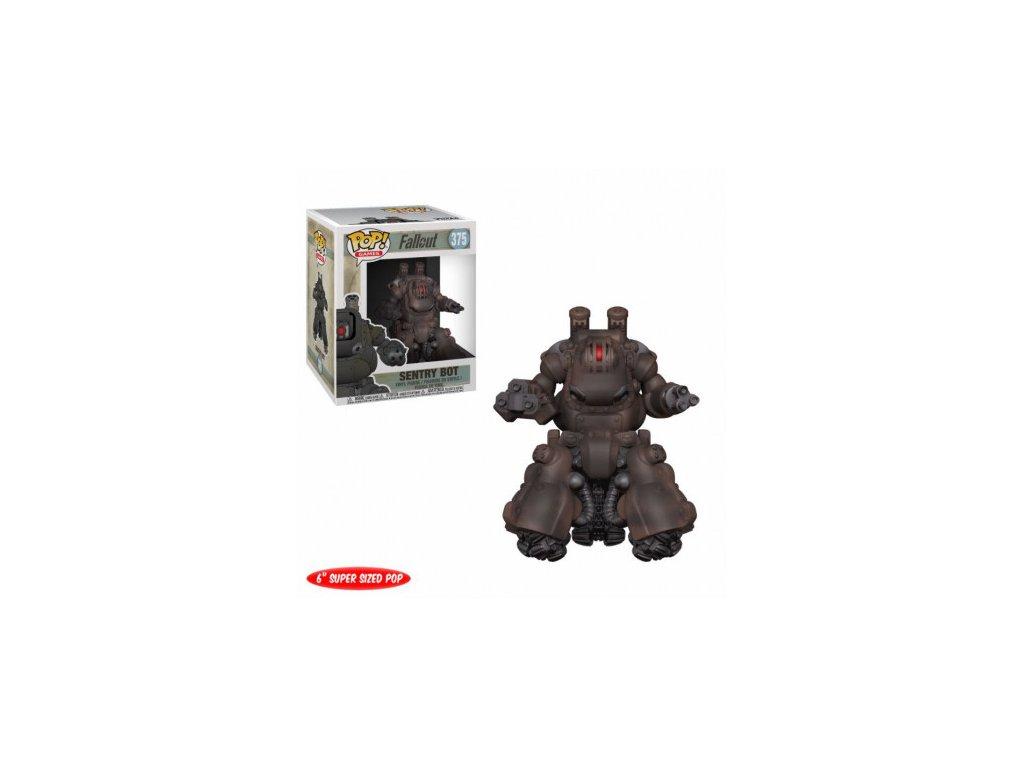 Fallout Funko figurka - Sentry Bot