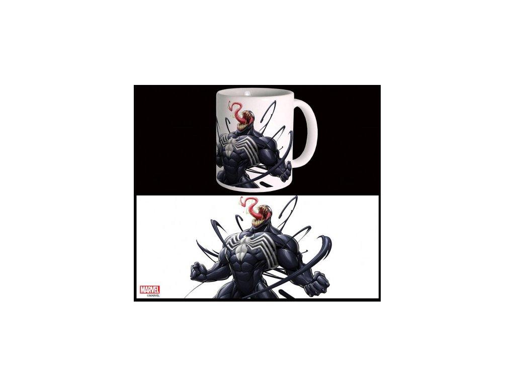 Venom hrnek - Symbiote
