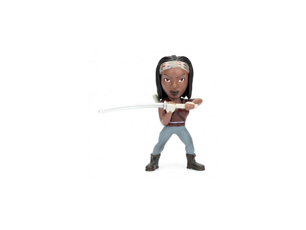 Walking Dead Metals Die Cast figurka - Michonne