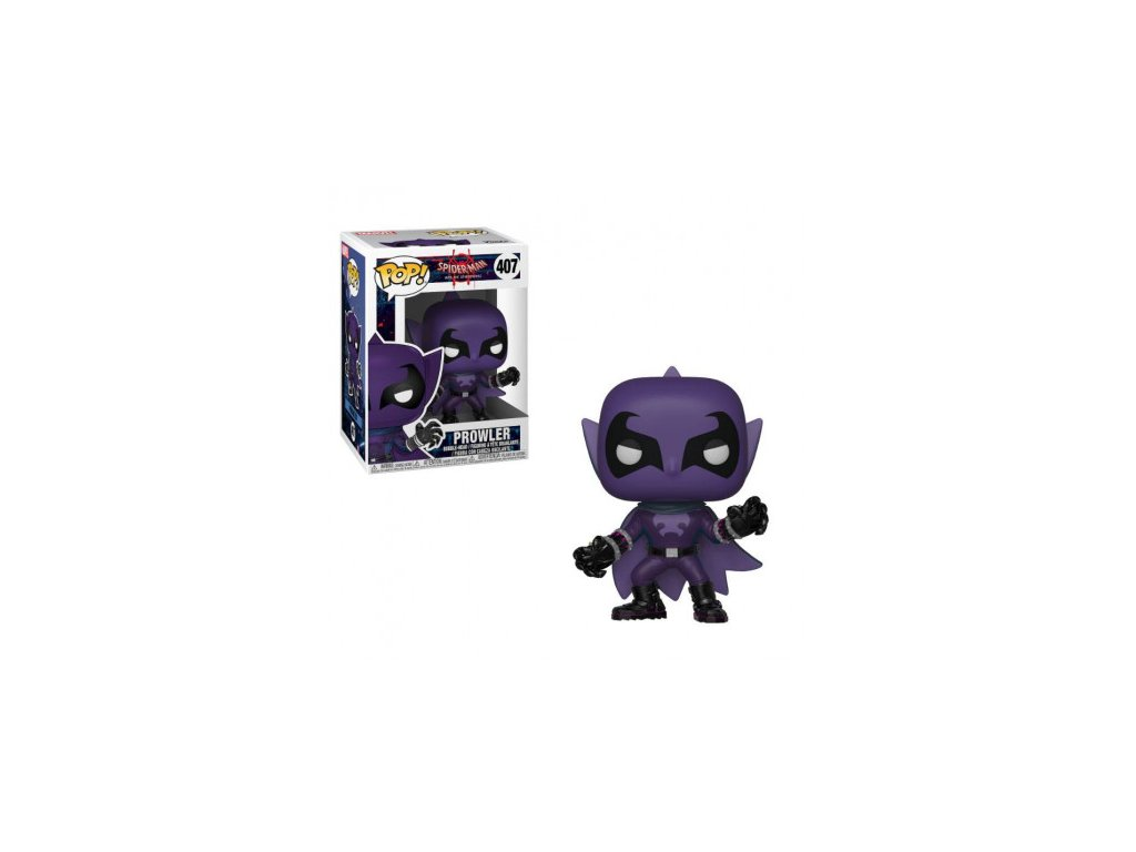Spider-Man Funko figurka - Prowler - Bobble-Head