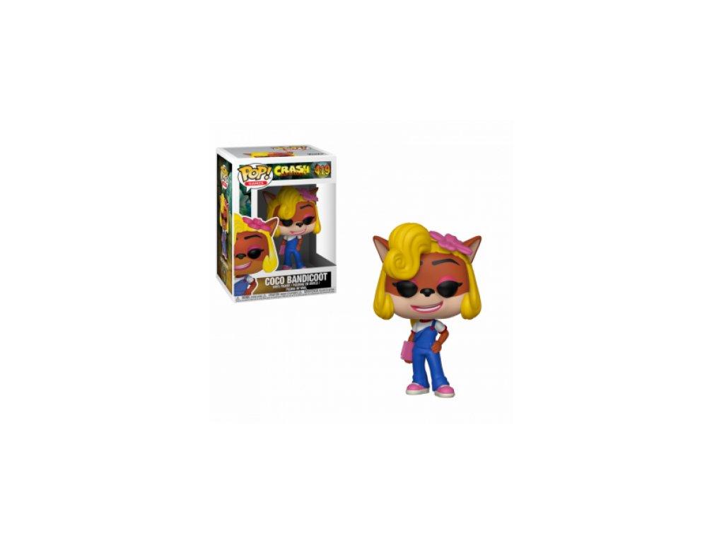 Crash Bandicoot Funko figurka - Coco