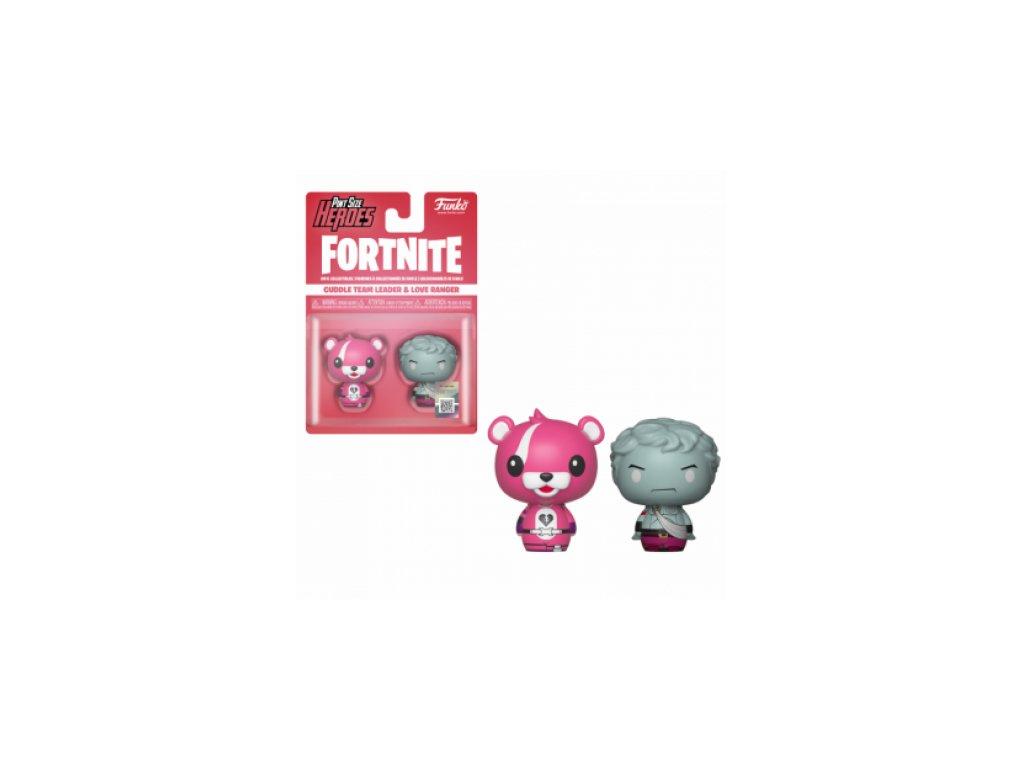 Fortnite Funko Pint-sized figurky - Cuddle Team Leader a Love Ranger