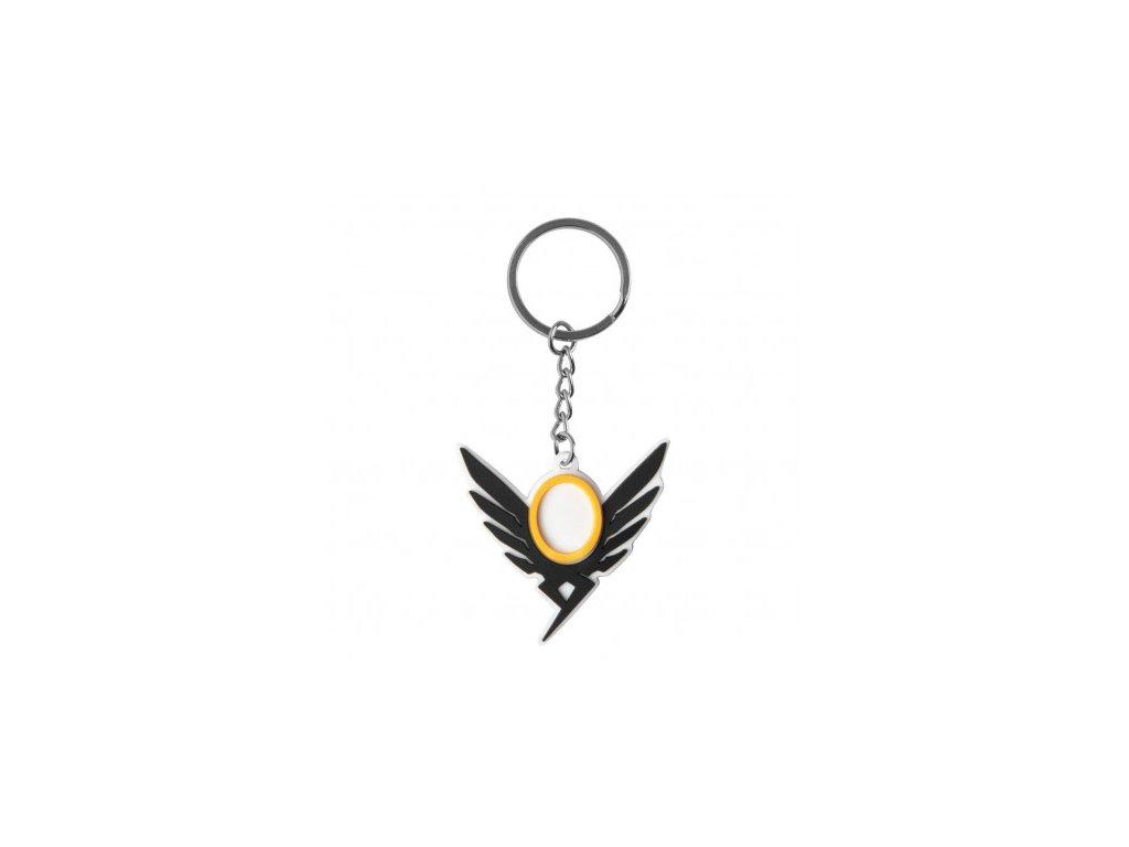 Overwatch - klíčenka - Mercy