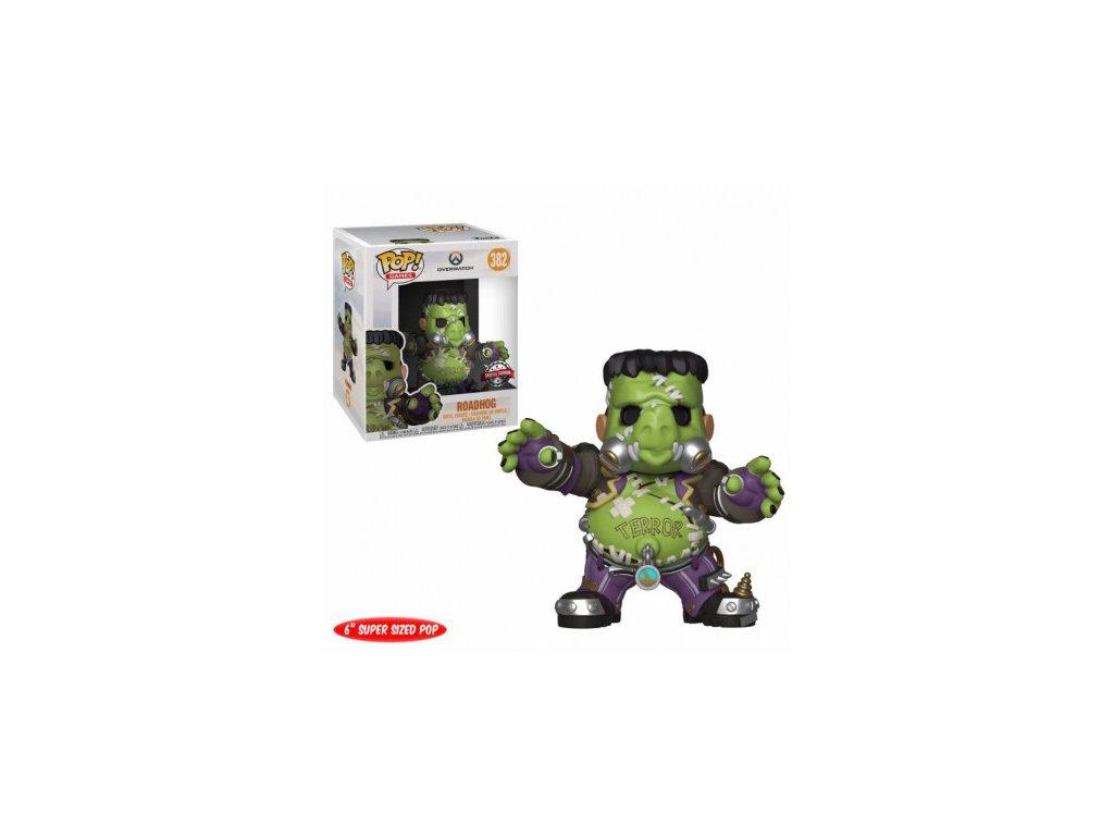 Overwatch Funko figurka - Roadhog Junkenstein´s Monster - XXL