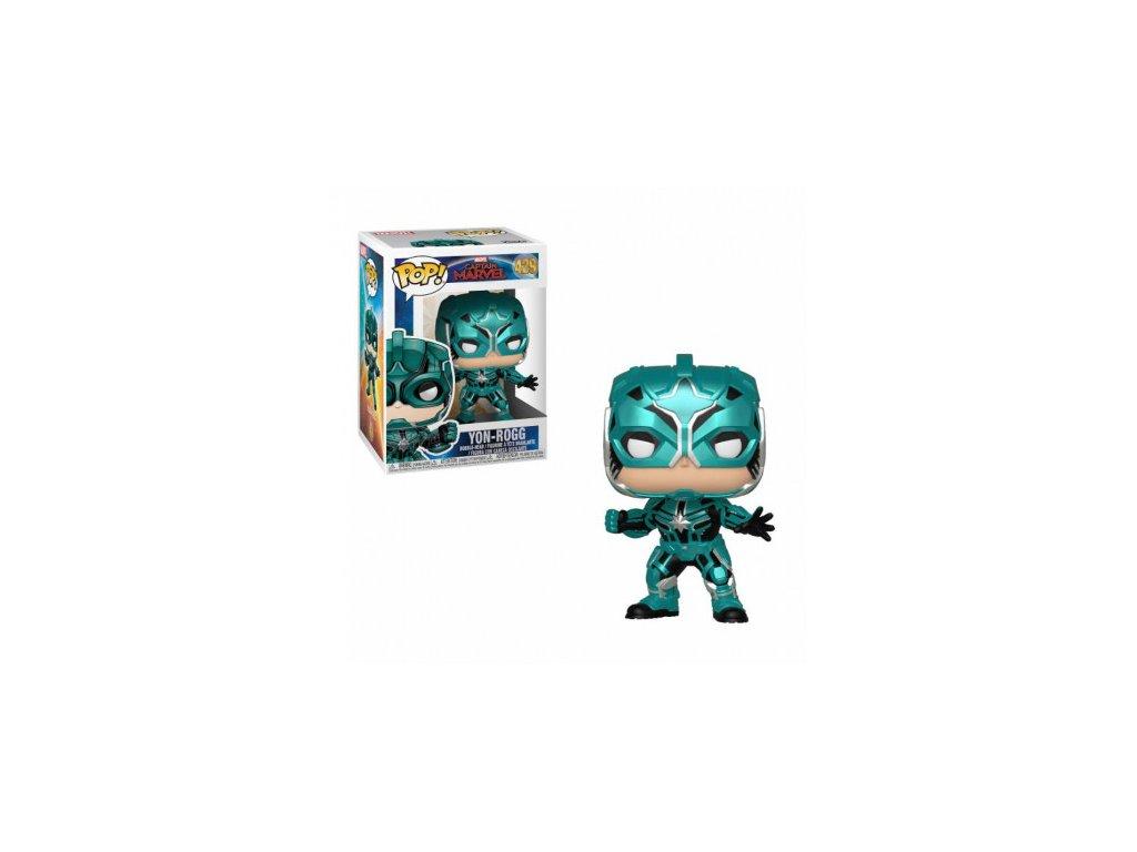 Captain Marvel Funko figurka - Yon-Rogg - bobble-head