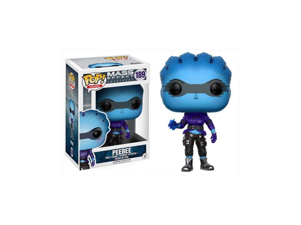 Mass Effect Funko figurka - Peebee
