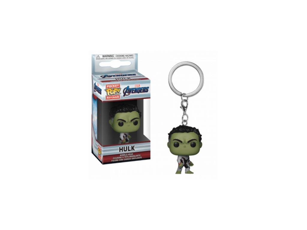 Avengers Endgame Funko klíčenka - Hulk