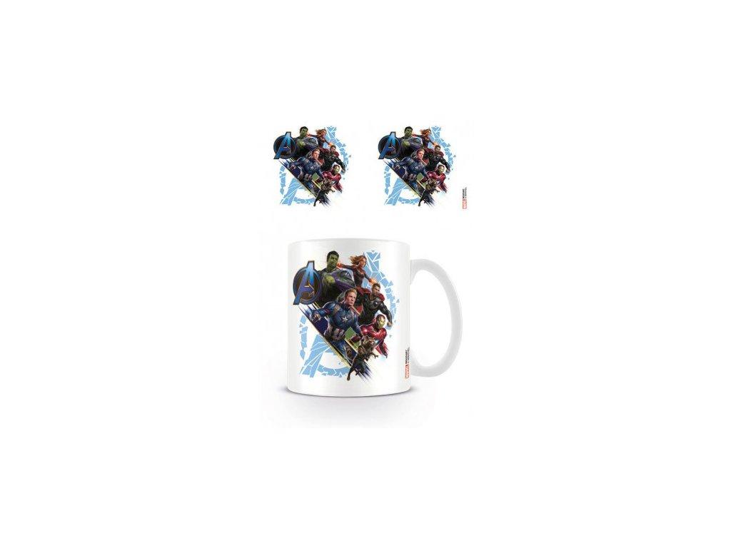 Avengers hrnek - Attack