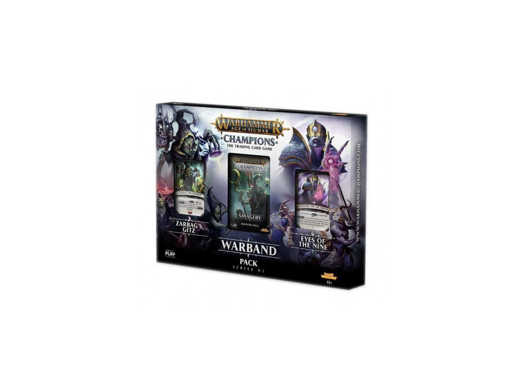 Warhammer Age of Sigmar - Champions Warband Collcetors Pack 2
