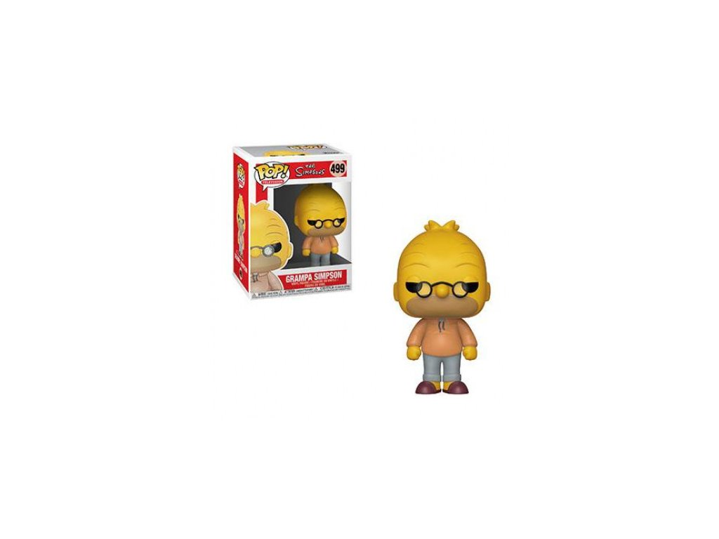 Simpsonovi Funko figurka - Abe