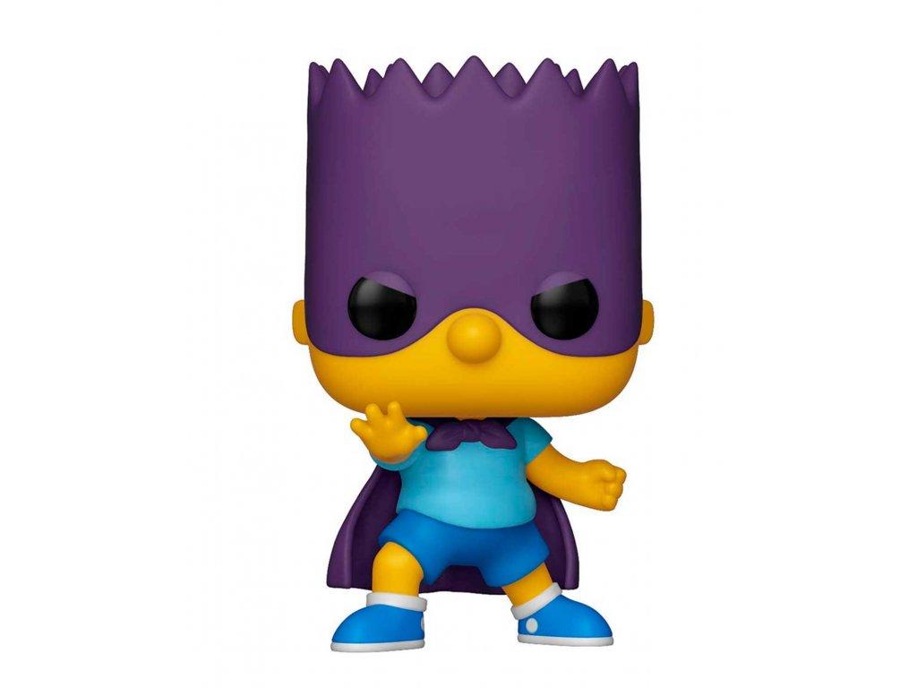 Simpsonovi funko figurka Bartman (1)