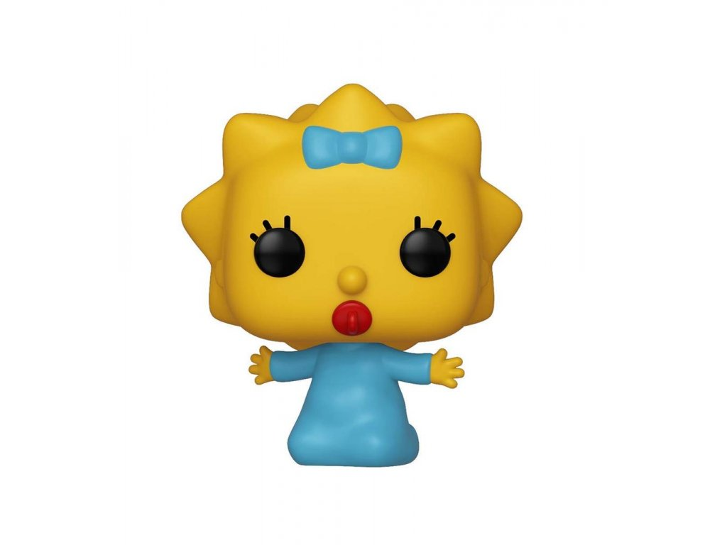 Simpsonovi funko figurka Maggie (1)