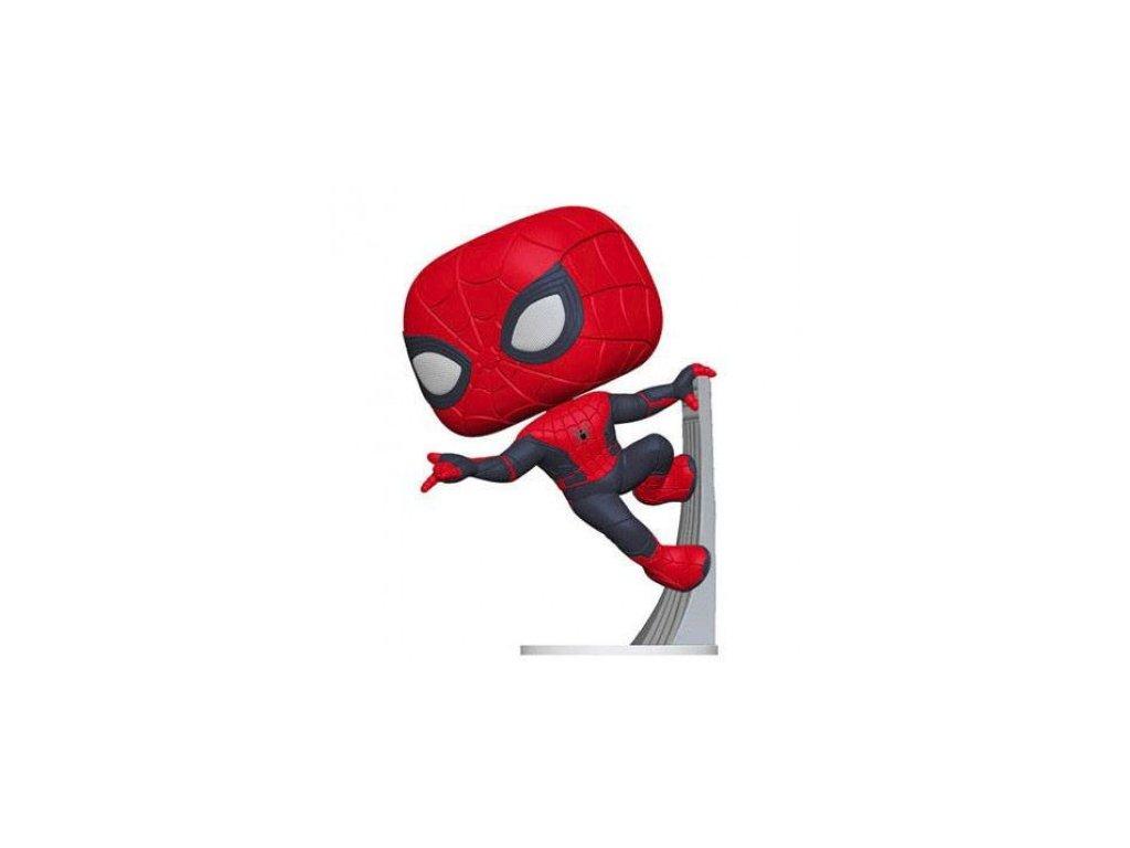 Spider-man Funko figurka - Spider-man Upgraded suit