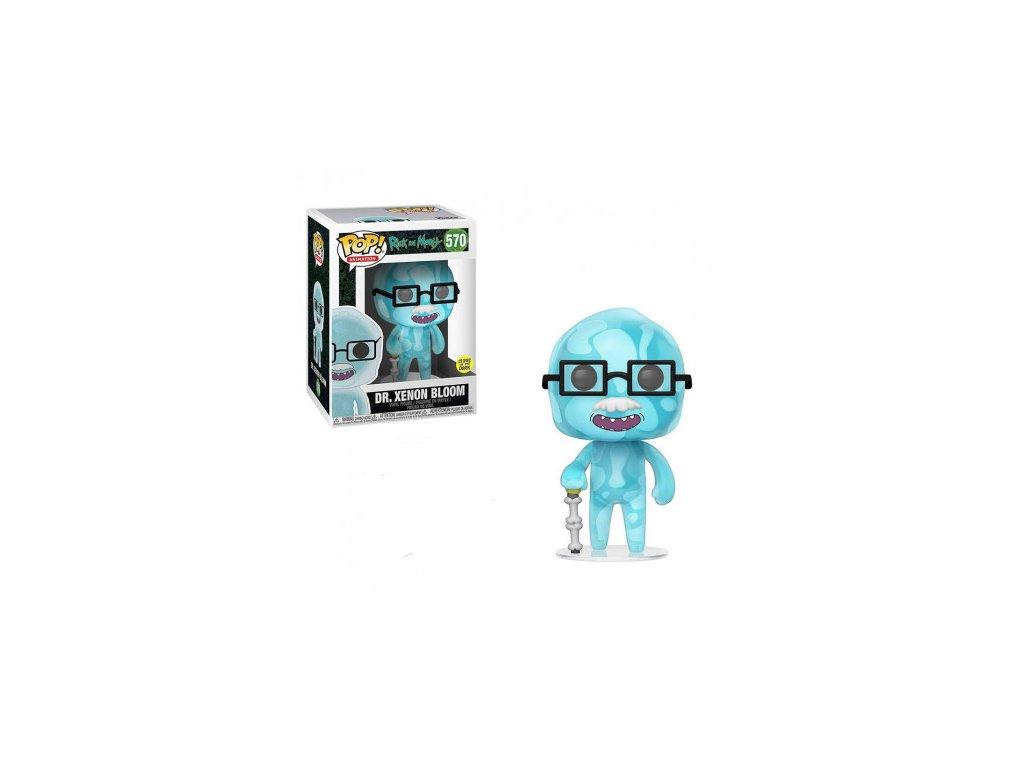 Rick a Morty Funko figurka - Dr. Xenon