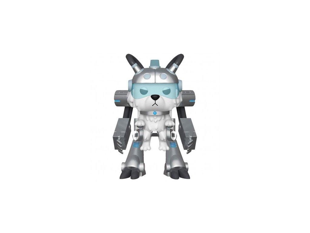 Rick a Morty Funko figurka - Exoskeleton Snowball