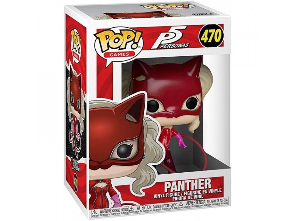 Persona 5 Funko figurka - Panther 9 cm