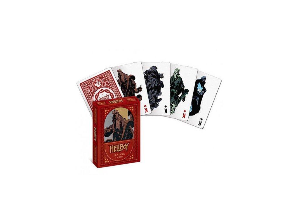 Hellboy Pokerové karty