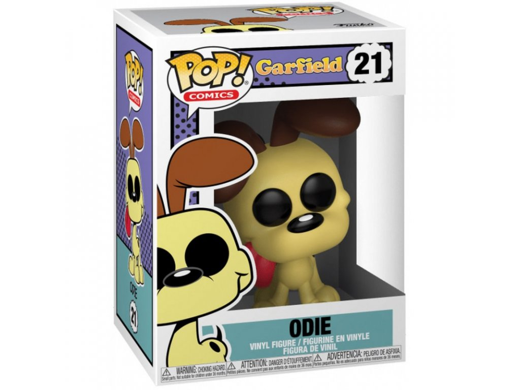 Garfield Funko figurka - Odie