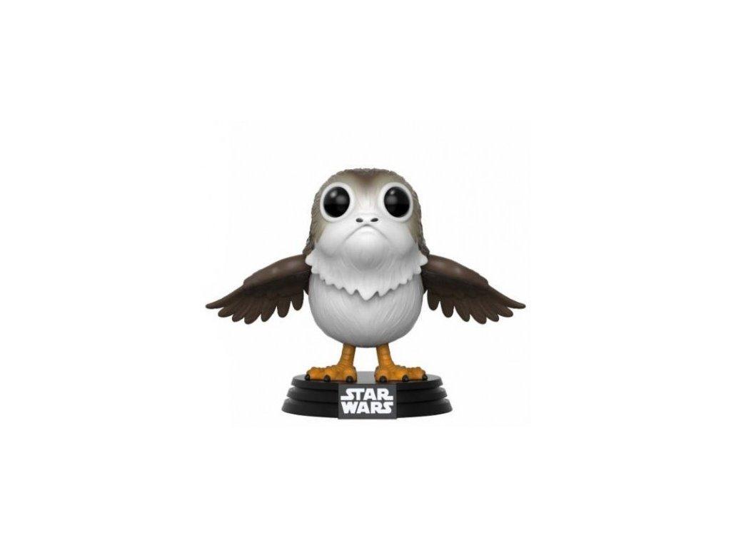 Star Wars Funko figurka - Porg - Bobble-head