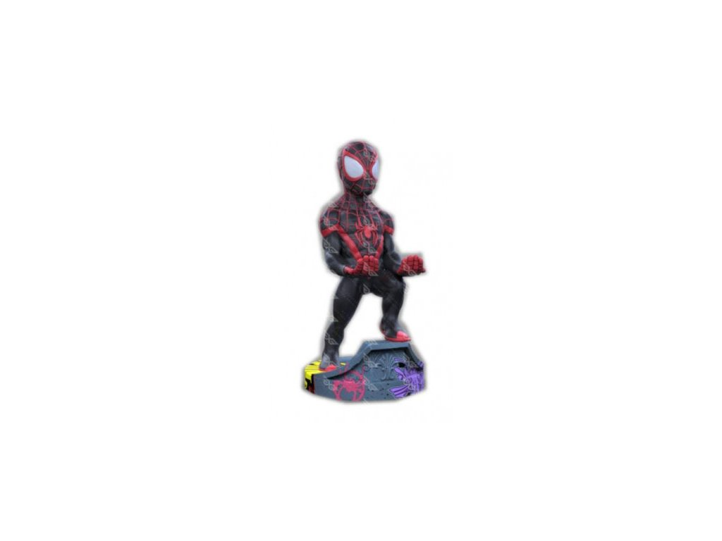 Spider-man Cable Guy figurka - Miles Morales - 20 cm
