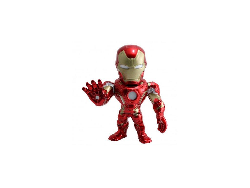 Marvel Metals Diecast figurka - Iron Man - 15 cm