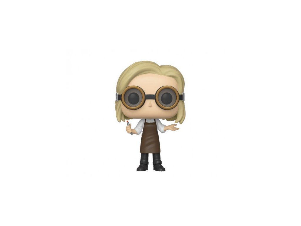 Doctor Who Funko figurka - Doctor with Goggles