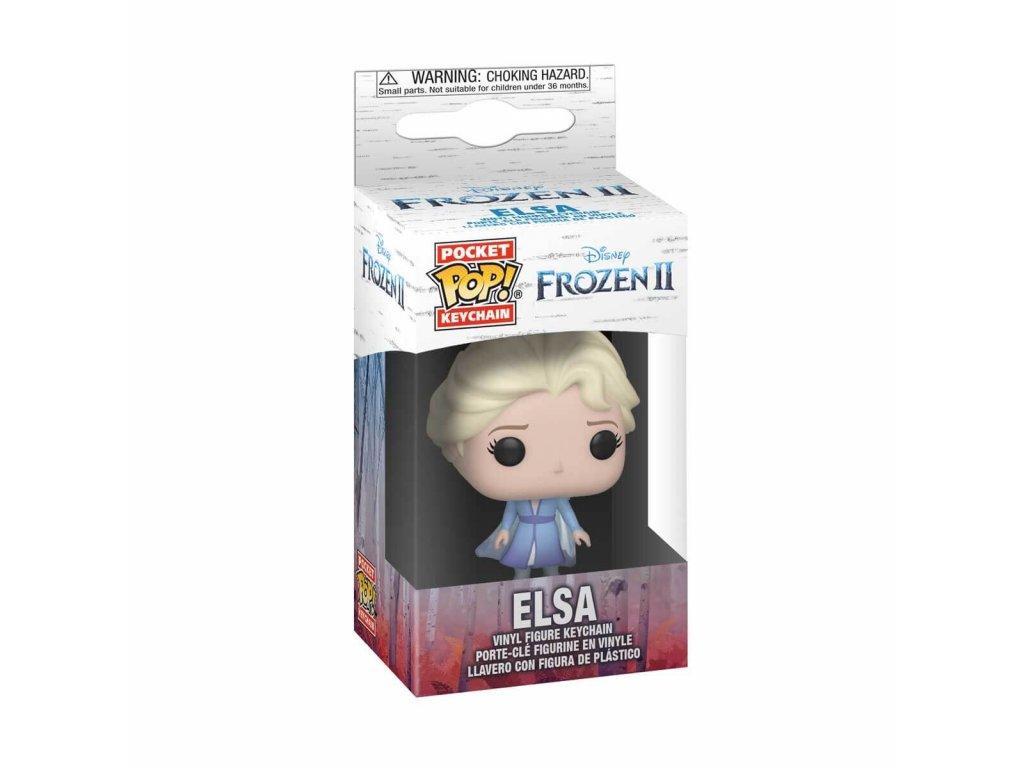 Frozen Funko klíčenka - Elsa