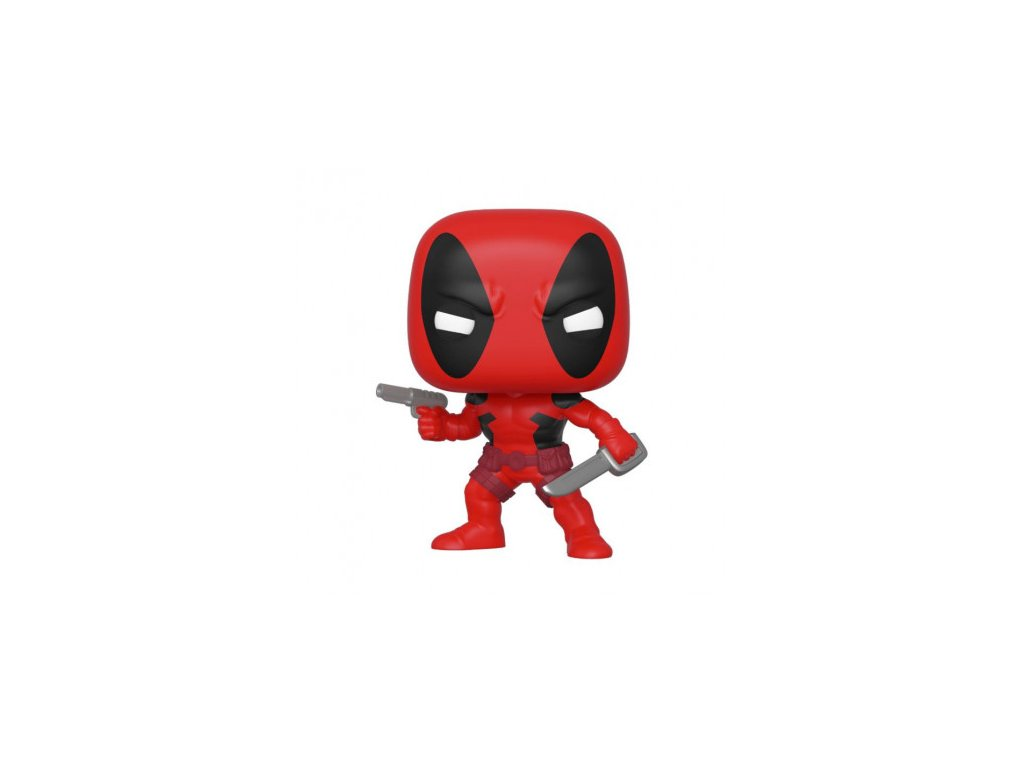 Marvel Funko figurka - Deadpool 80th First Appearance