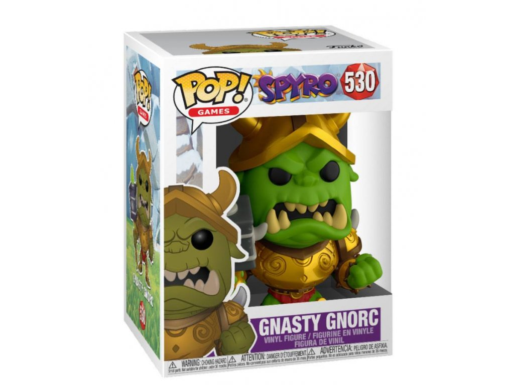 Spyro Funko figurka - Gnasty Gnorc