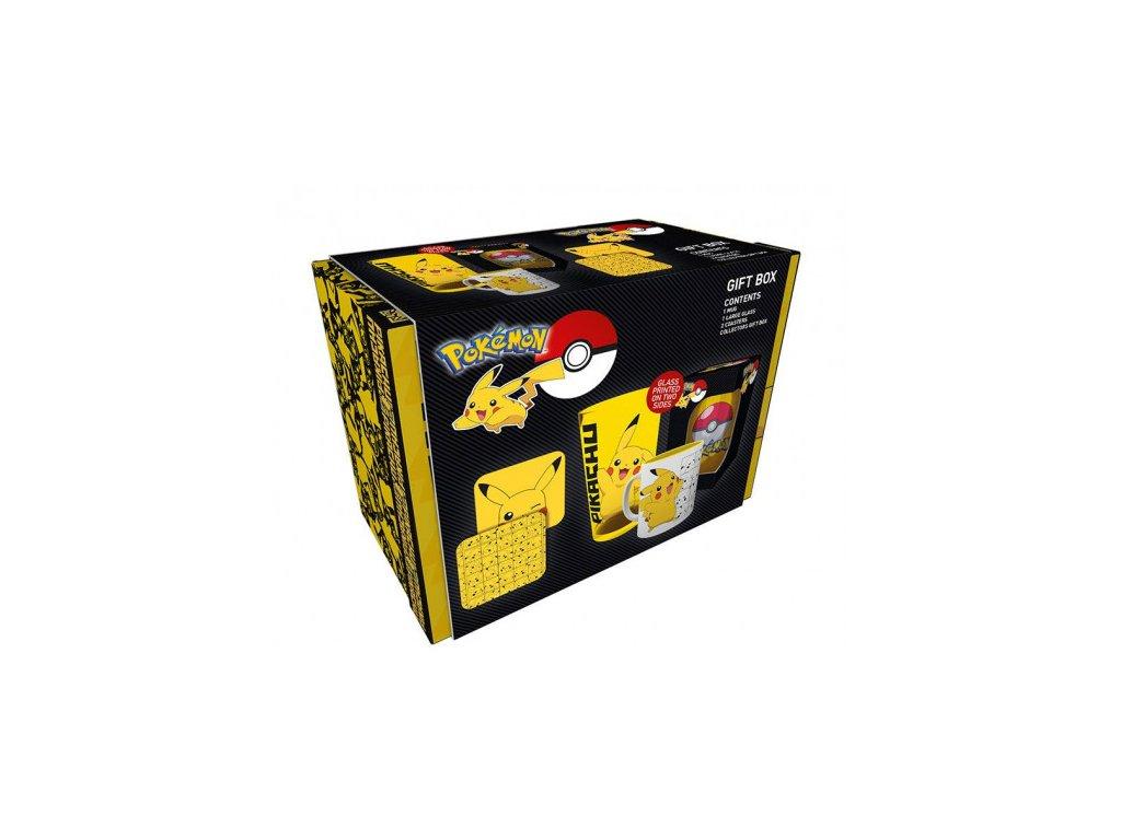 Pokemon dárkové balení - Pikachu