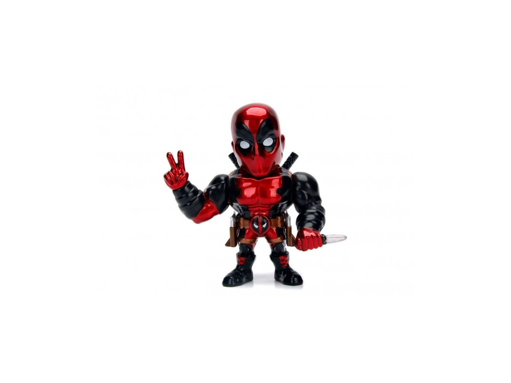 Deadpool Diecast Mini figurka