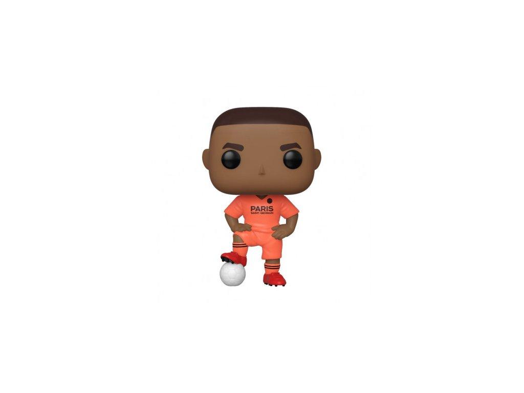 PSG Funko figurka - Kylian Mbappé away kit