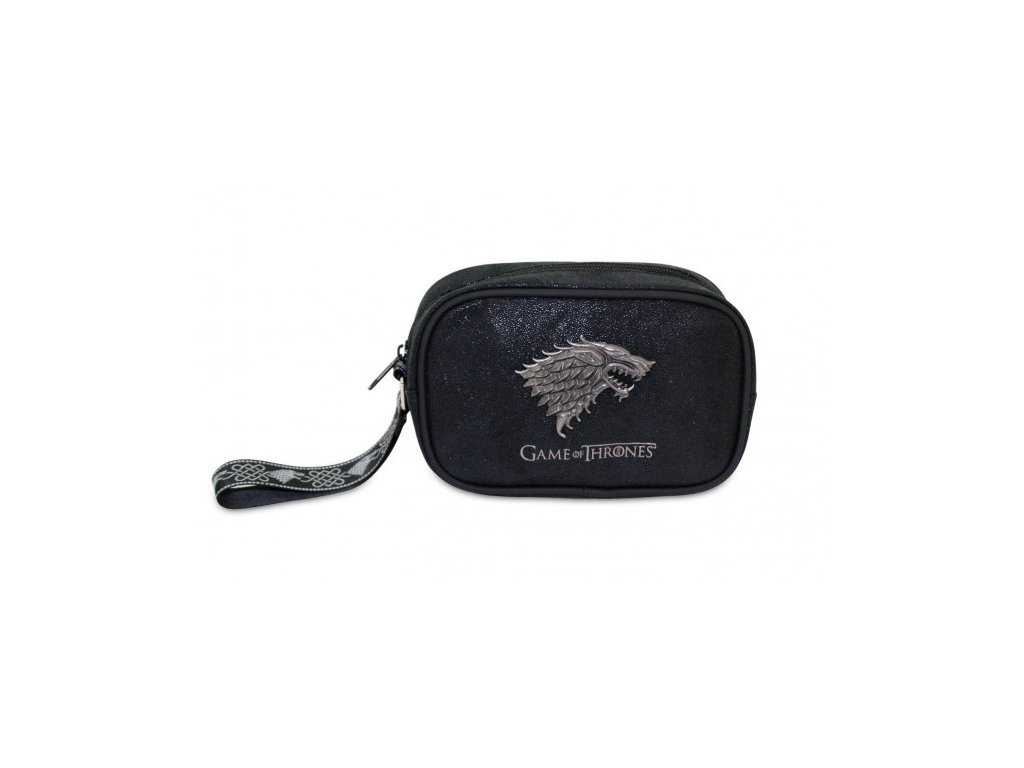 Game of Thrones kosmetická taška - Stark