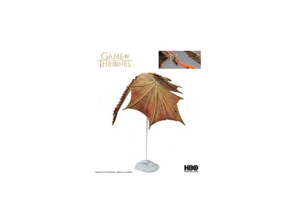 Game of Thrones akční figurka - Viserion 2 - 23 cm