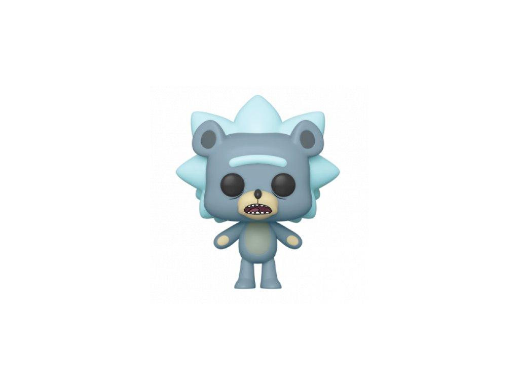 Rick a Morty Funko figurka - Teddy Rick