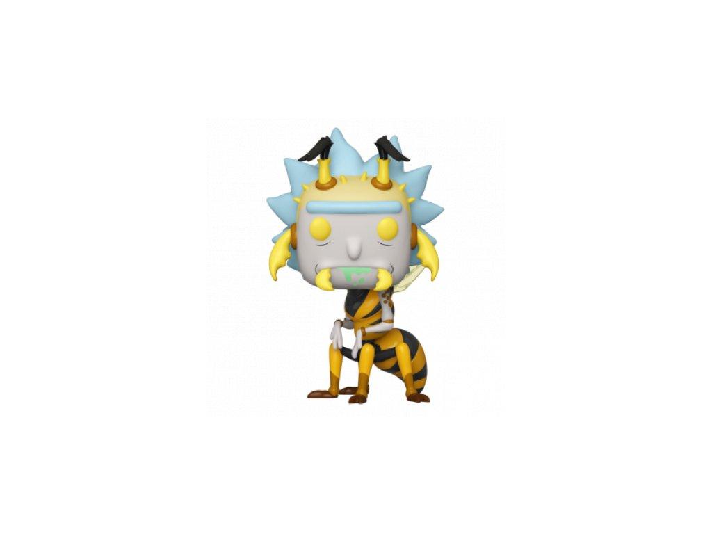 Rick a Morty Funko figurka - Wasp Rick