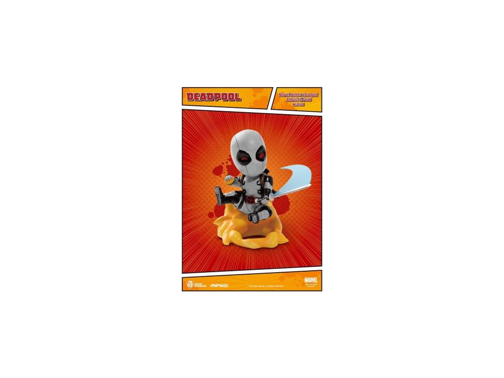 Deadpool Mini Egg figurka - Ambush X-Force - SDCC Exclusive