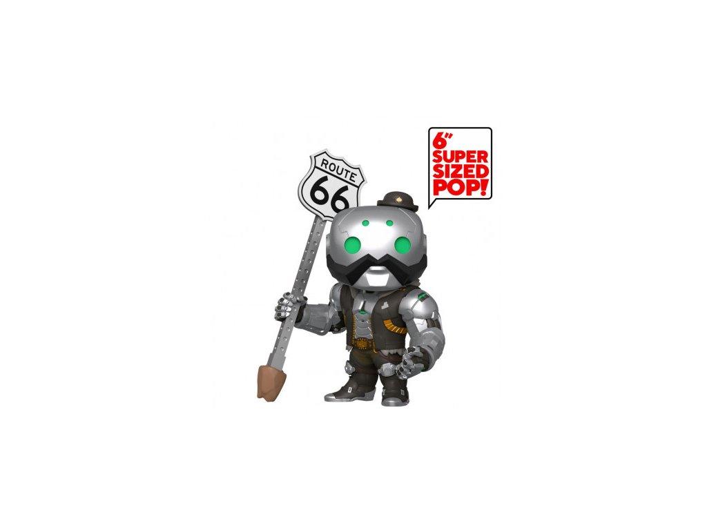 Overwatch Funko figurka - B.O.B. - 15 cm