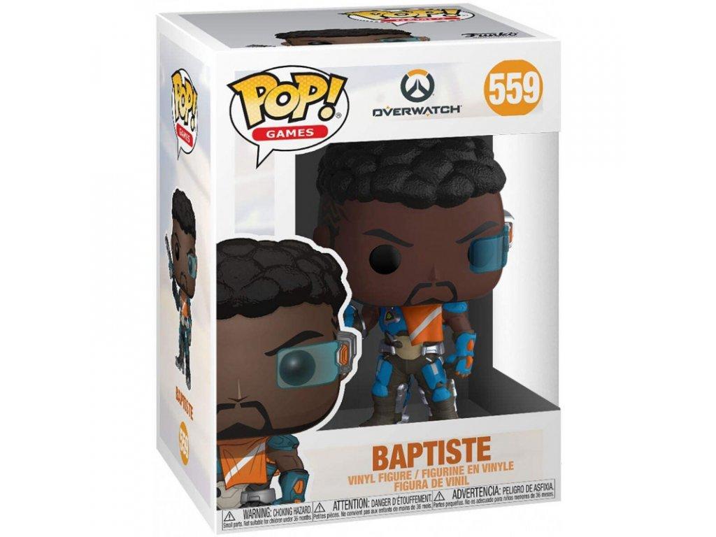 Overwatch Funko figurka - Baptiste