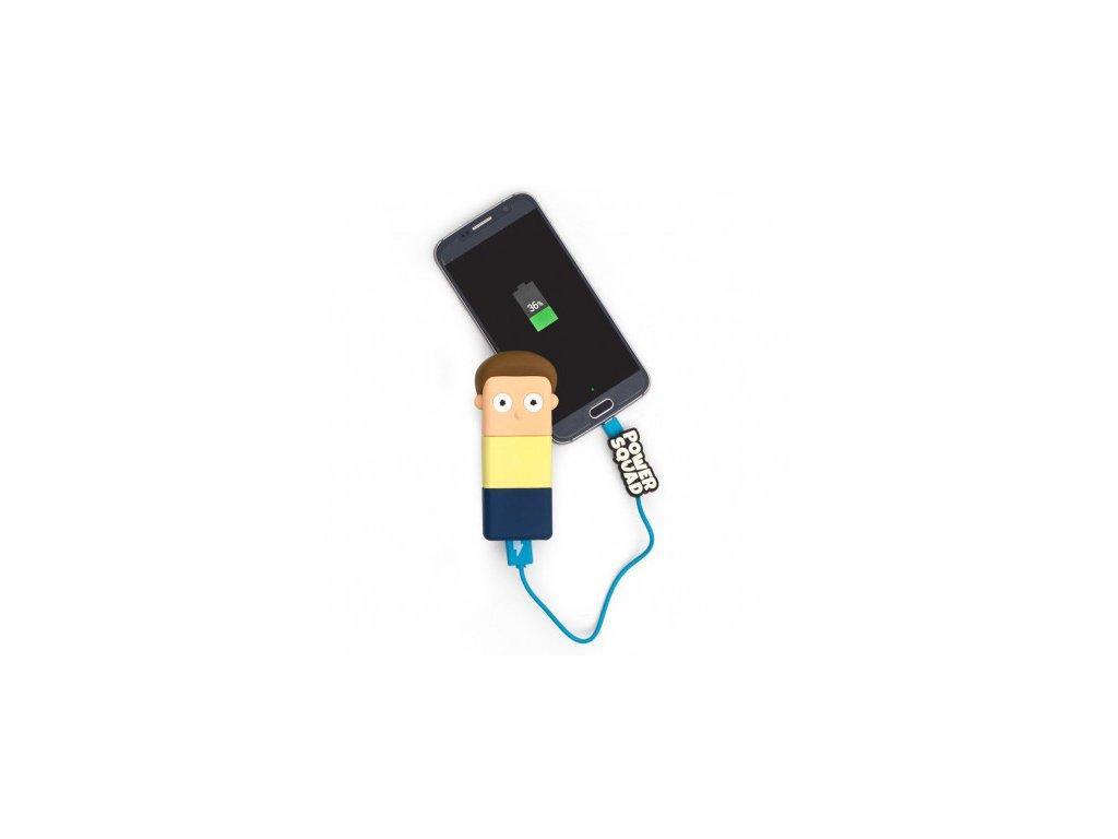 Rick a Morty Powerbanka - Morty - 2500mAh