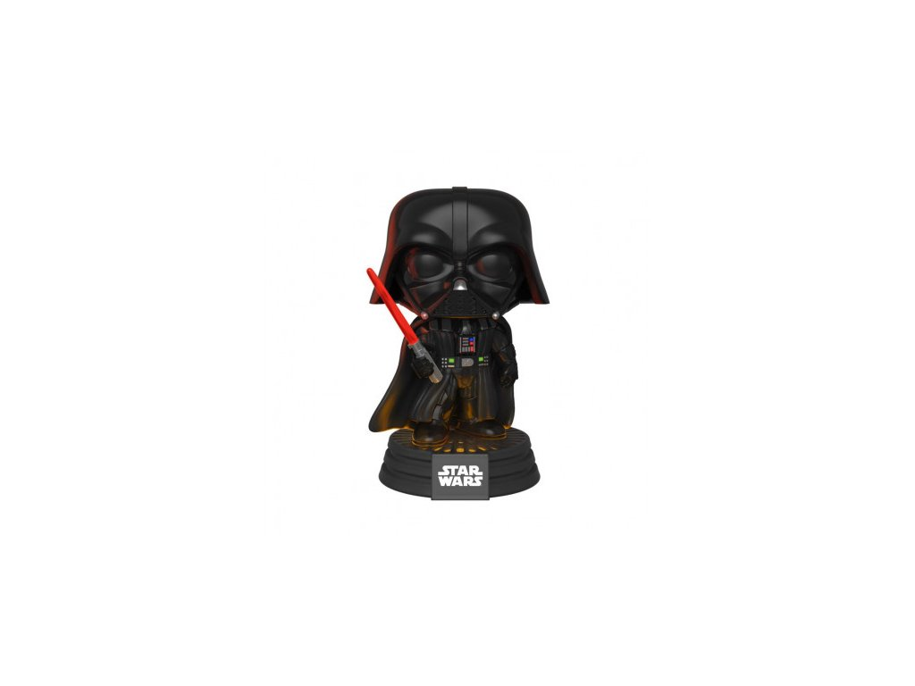 Star Wars Funko figurka - Darth Vader Electronic - se zvukovými a světelnými efekty