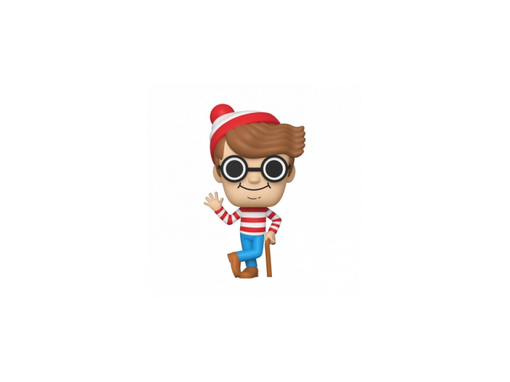 Where's Waldo Funko figurka - Waldo