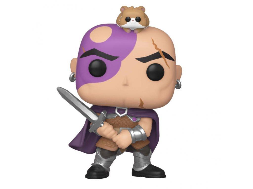 Dungeons and Dragons Funko figurka - Minsc a Boo