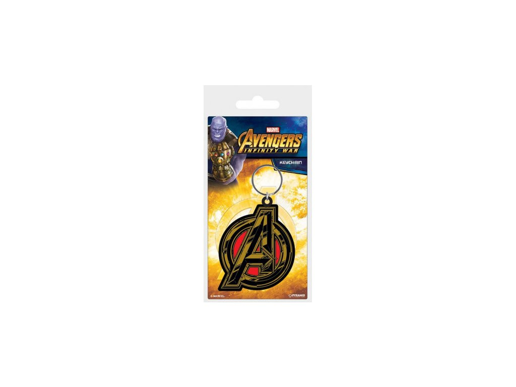 Klíčenka Avengers Infinity War - Symbol