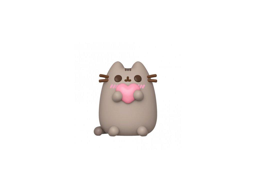 Pusheen Funko figurka - Pusheen With Heart