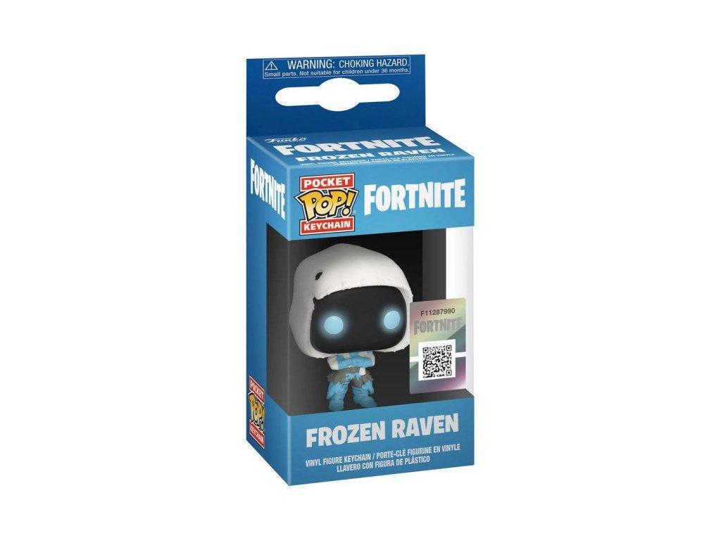 Fortnite Funko klíčenka - Frozen Raven